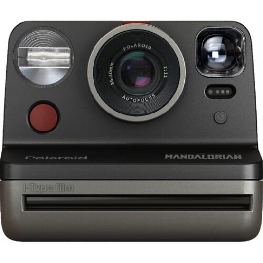 Câmera Digital Polaroid Now Mandalorian Preto Mp