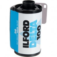 Filme Fotográfico Ilford Delta 100 Preto E Branco - 35mm