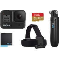 GoPro HERO8 Black - Kit especial Holiday (Ferias) Bundle