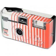 Câmera Descartável Ilford Xp2 Super Preto E Branco - 27 Fts