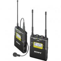 Microfone Lapela Sem fio Sony UWP-D11
