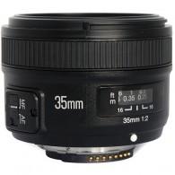 Lente Yongnuo 35mm F/2 Para Nikon