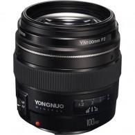 Lente Yongnuo 100mm F/2 Para Canon