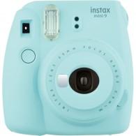 Câmera Instax Mini 9  - Azul aqua