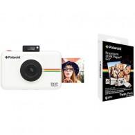 Câmera Digital Instantanea Polaroid SnapTouch - Branca