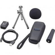 Kit De Acessórios Zoom Aph-1n Para Gravador Digital H1n