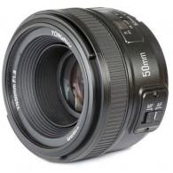 Lente Yongnuo 50mm F/1.8G para Nikon