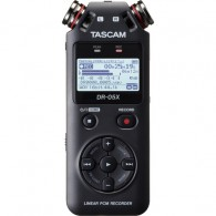 Gravador De Audio Digital Tascam Dr-05x