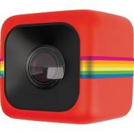 Câmera de Ação Polaroid Cube Act Two - Vermelho