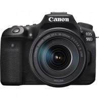 Câmera Canon Eos 90d Com 18-135mm Nano