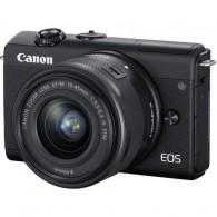Câmera Canon Eos M200 Com 15-45mm Mirrorless
