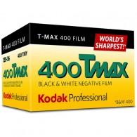 Filme Fotográfico Kodak T-max 400 Preto E Branco - 35mm