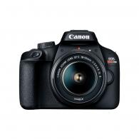 Câmera Canon T100 com 18-55mm