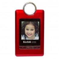 Chaveiro Porta Retratos Digital Kodak Lcd 1,5 Pol E Relógio