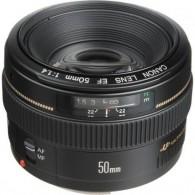 Lente Canon 50mm 1.4 Usm