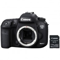 Canon Eos 7d Mark Ii Corpo 20,2 Mp + Adaptador Wi-fi W-E1