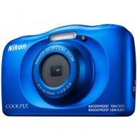 Câmera Nikon W150 À Prova D'água Azul