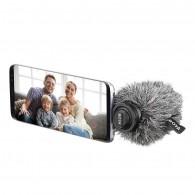 Microfone Para Smartphone Usb-c Boya By-dm100