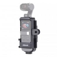 Suporte Case montagem Dji Osmo Pocket Para adaptador GoPro