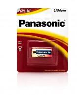 Bateria 3v Panasonic Cr123a Lithium C/01 Unid