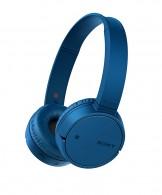 Fone De Ouvido Sem Fio Sony Wh-ch500 Azul