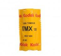 Filme Fotográfico Kodak T-max 100 Preto E Branco - 120mm 1un