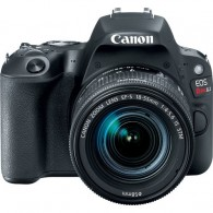Canon DSLR SL2 com 18-55mm STM