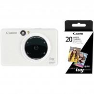 Câmera Instantanea Canon Ivy Cliq+ Com Papel 20 Poses