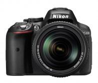Câmera Nikon D5300 com 18-55mm 24.2mp
