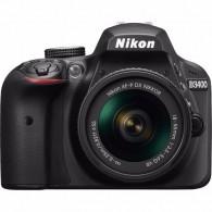 Câmera Nikon D3400 com 18-55mm 24.2mp