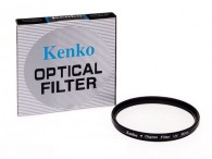 Filtro Uv 58mm Kenko Digital Novo Original Dslr