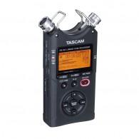 Gravador De Áudio Tascam Dr-40 Versão 2 4gb