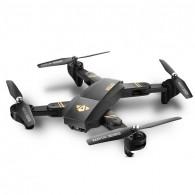 Drone Visuo Xs809w Zangão Com Camera VGA E Wifi 360 2.4ghz