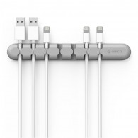 Organizador de cabos e fios Com cola Orico