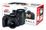 Kit Premium Canon Eos T7 com 18-55mm + 55-250mm IS