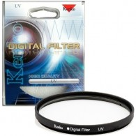 Filtro Uv 52mm Kenko Digital Novo Original Dslr