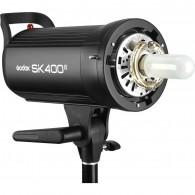 Flash Estudio Profissional Tocha Sk400 Ii Godox 220v