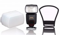 Flash Yongnuo Yn565exiii Canon + Rebatedor + Copo Difusor