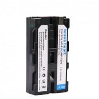 Bateria P/ Iluminador Led Np-f550 / F570