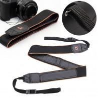Alça Pescoço Para Câmera DSLR Nylon Sony