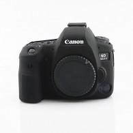 Capa / Case Silicone Para Proteção Canon 80d Preta