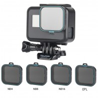 Kit Filtros Para Gopro (Nd e Polarizador)