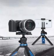 Mini Tripé Cabeça BallHead Smartphone Câmera Resistente TT20