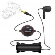 Microfone lapela Comica CVM-03