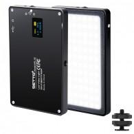 Iluminador Led Mfl-05 Setto 96 Com Bateria Interna Compacto