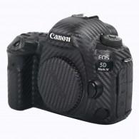 Kit Filme Fibra Carbono Anti-risco P/ Câmera Canon Eos 90d