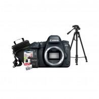 Super Kit Canon 6d Mark II Corpo Com Tripé + Cartão 32gb + Case