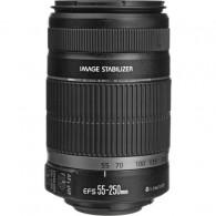 Canon 55-250mm usada