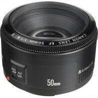 Lente Canon 50mm 1.8 II Usada