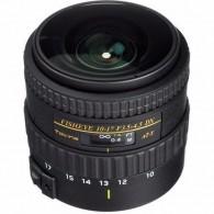 Lente Tokina 10-17mm F/3.5-4.5 At-x Dx Fisheye P/ Canon